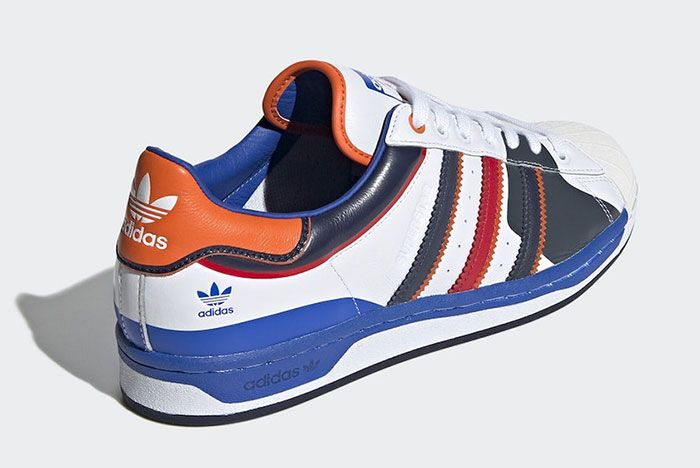 Adidas Superstar Starting Five Right 2