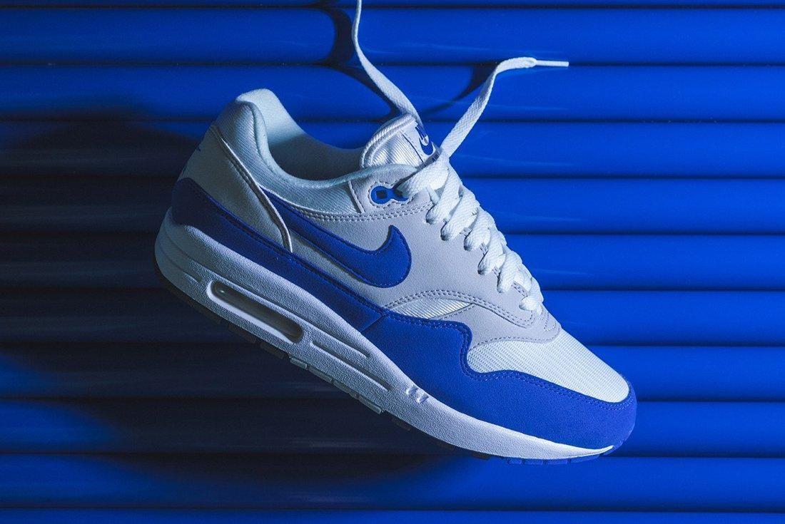 Nike Air Max 1 Anniversary Blue 5