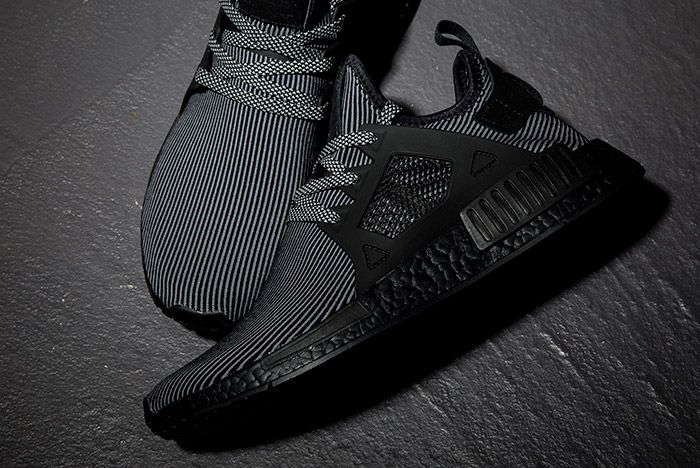 Adidas Nmd Xr1 Triple Black 5