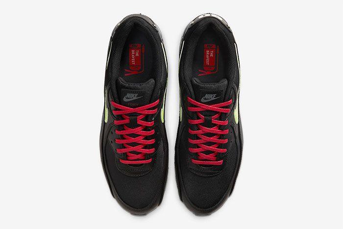 Fdny Nike Air Max 90 Nyc Top