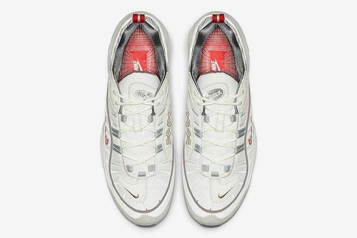 Nike Air Max 98 Summit White 2