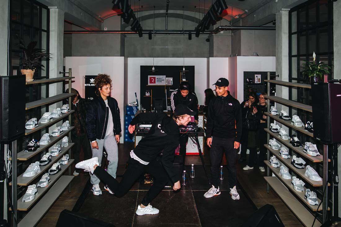 Rezet Sneaker Store Adidas Nite Jogger Release Party Event Recap 45