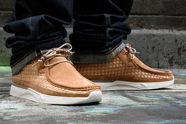 Footpatrol Clarks Sportswear Tawyer Fp Pack 6