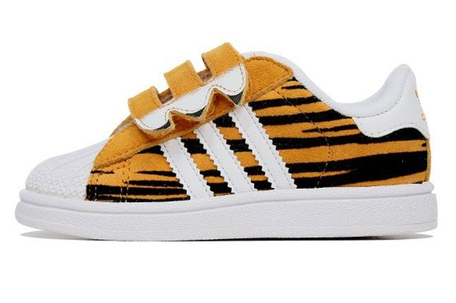 Adidas Kids Tiger Print 1