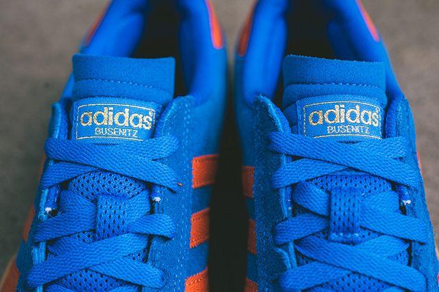 Adidas Skate Buseinitz Vulc Knicks 8