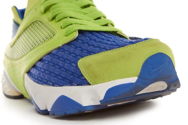 Nike A Huarache Sample Toe Detailing 1