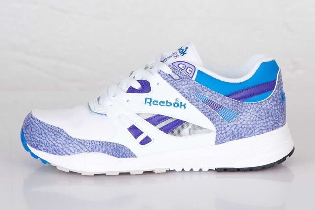 Reebok Ventilator White Purple Blue 2
