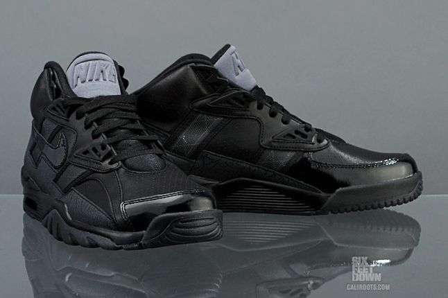 Nike Air Trainer Sc High Black Grey Hero 1