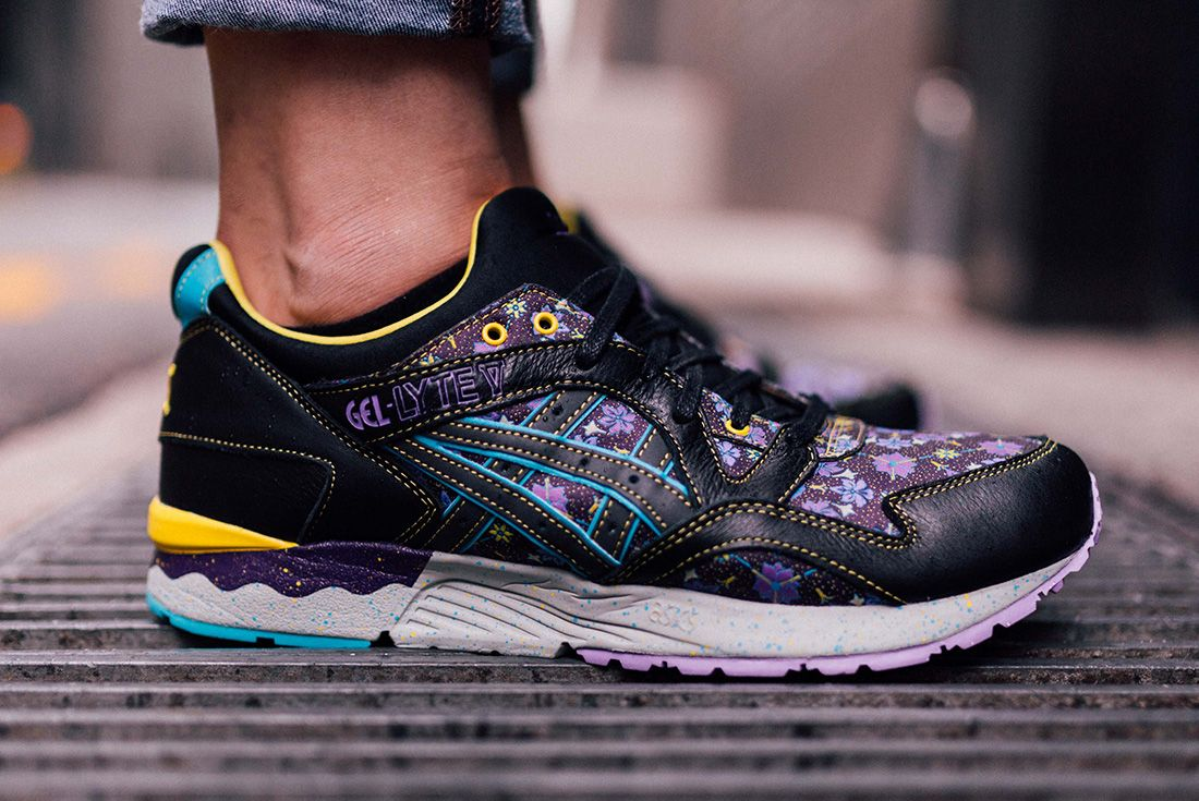 Limited Edt X Asics Gel Lyte Pack 8