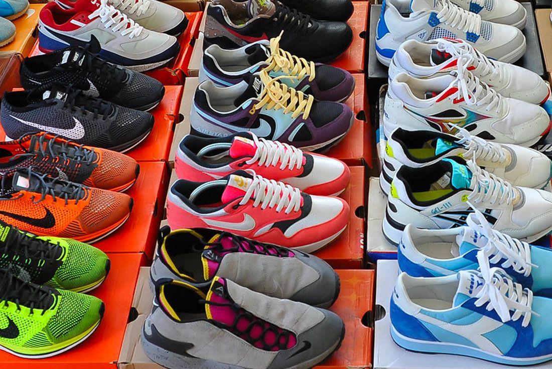 Sneaker Freaker Minh Sneaker Collection 2013