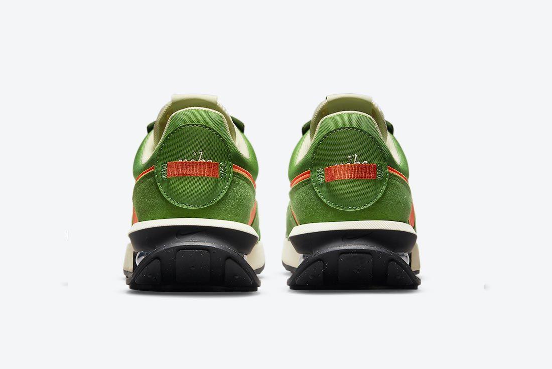 Nike Air Max Pre-Day Green/Orange