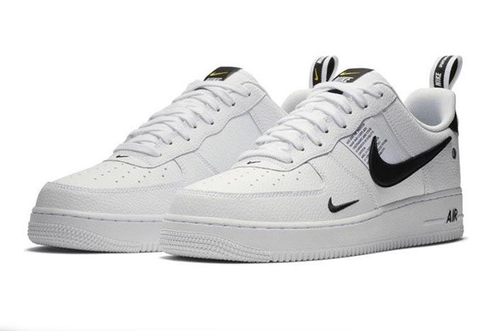 Nike Air Force 1 Inside Out 3
