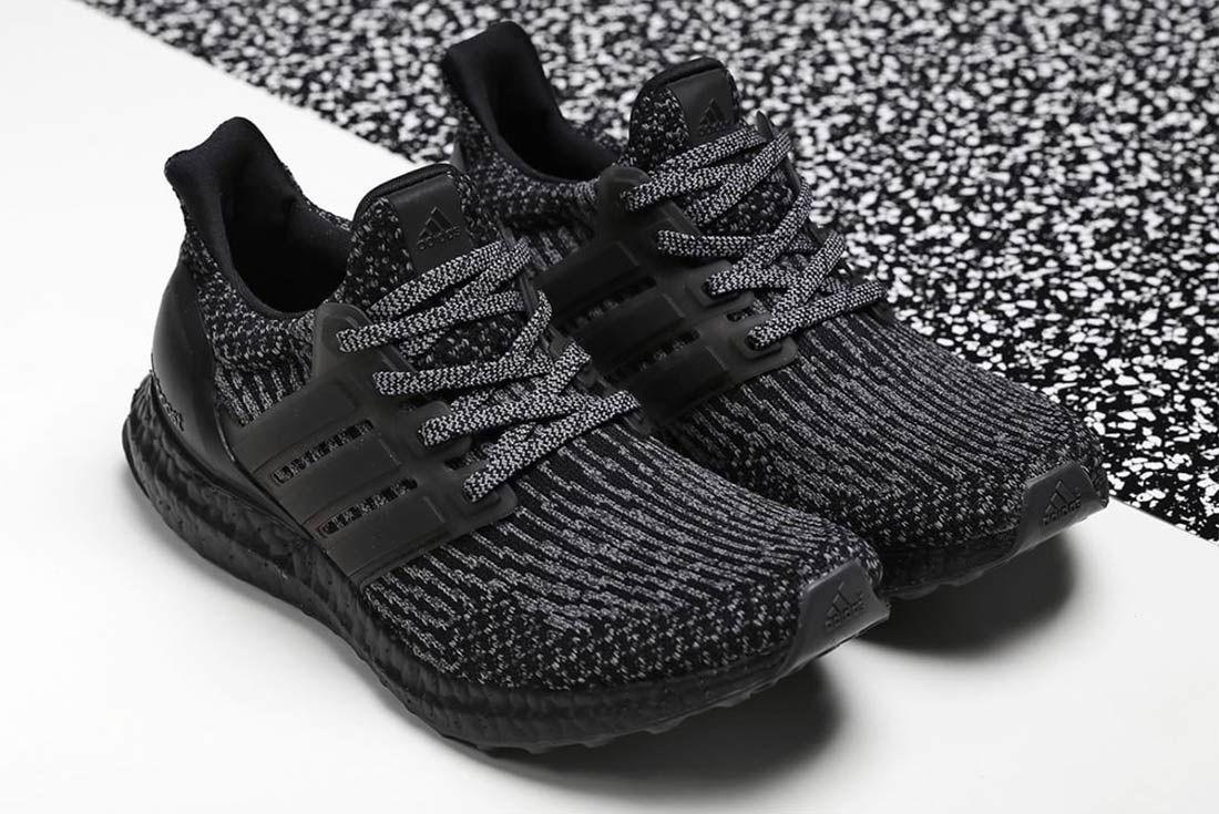 Adidas Ultra Boost 3 0 Core Black 6