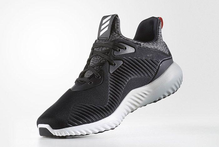Adidas Aplhabounce Black 2