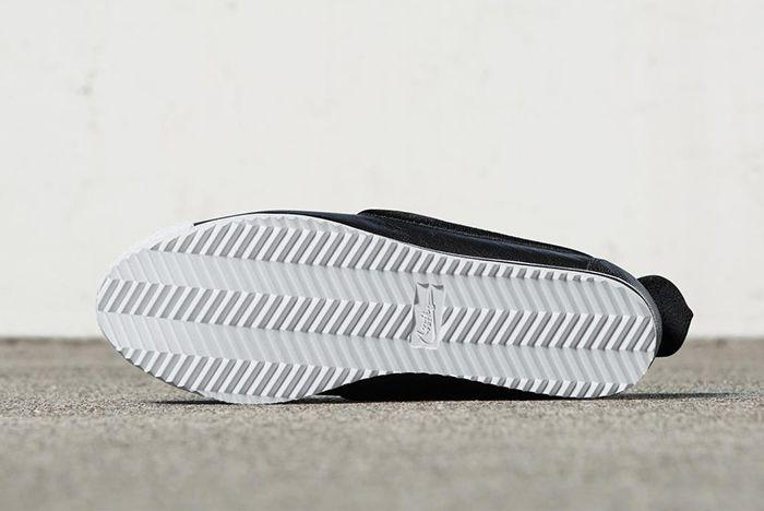 Nike Cortez 72 Si Wmns Black Ivory