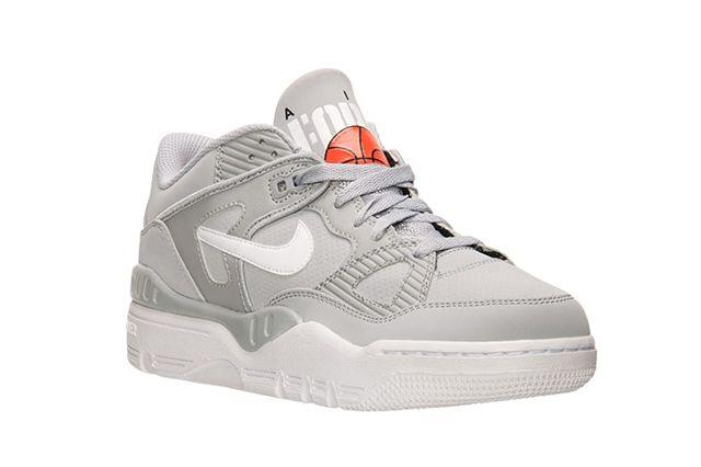 Nike Af2 Wolf Grey 4