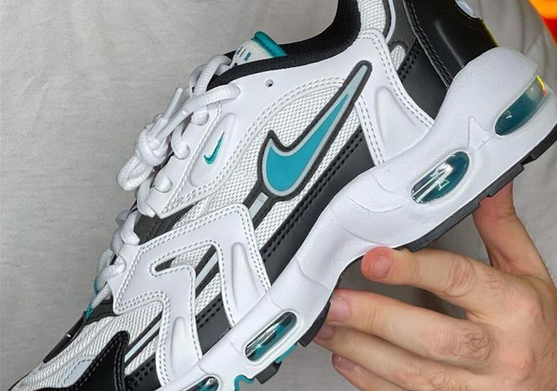 First Look: The Air Max 96 II 'Mystic Teal' 2021 Retro - Sneaker ...