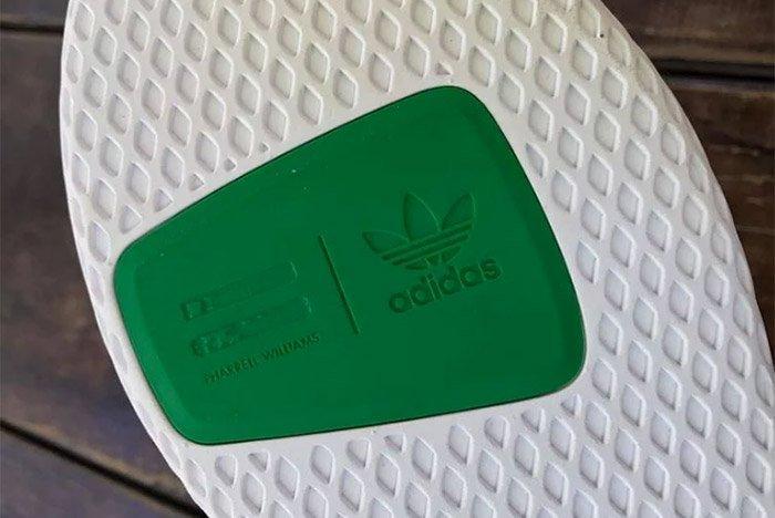 Adidas Pharrell Williams Stan Smith Hu Nmd White 1