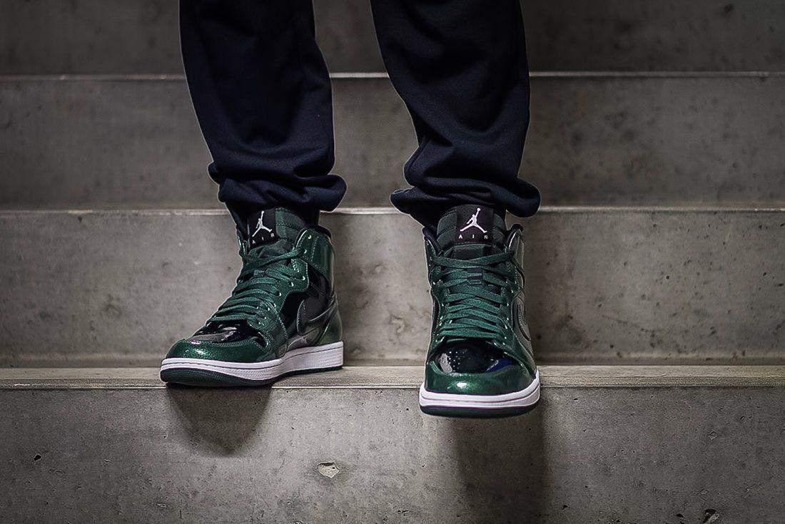 Air Jordan 1 Retro Hi Grove Green