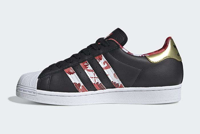 Adidas Chinese New Year Superstar 3