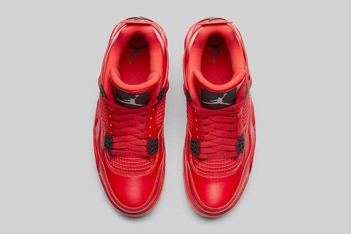 Air Jordan 4 Singles Day Av3914 600 Release Date 3