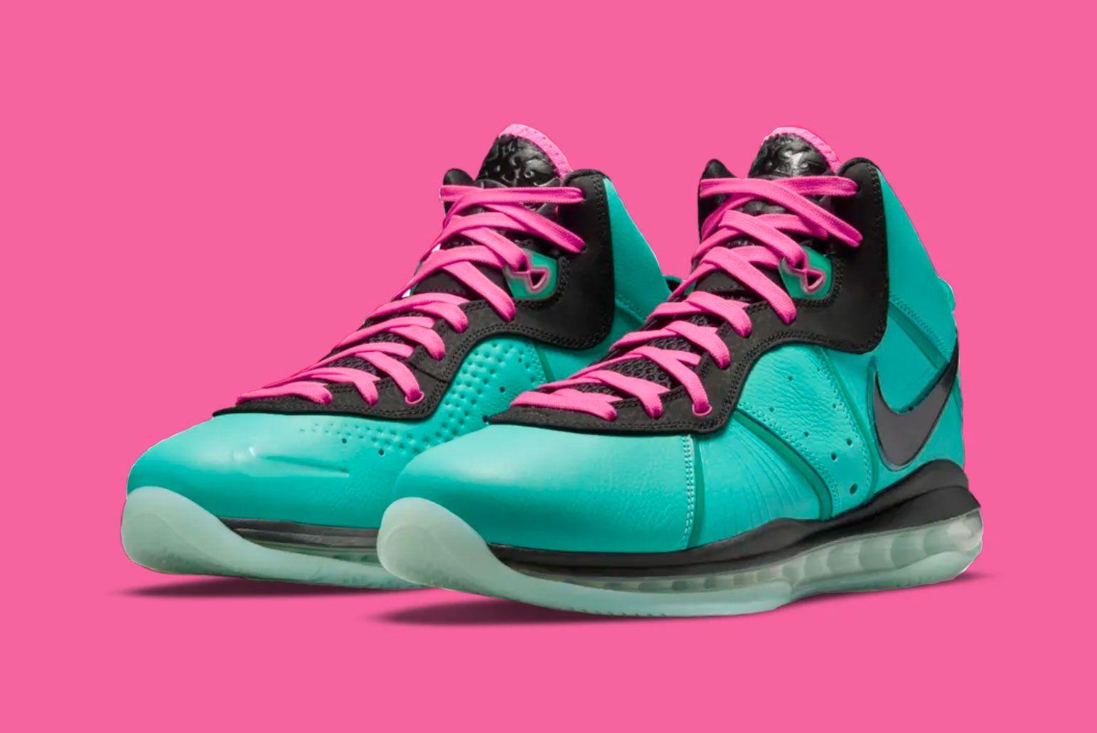 Nike LeBron 8 'South Beach'