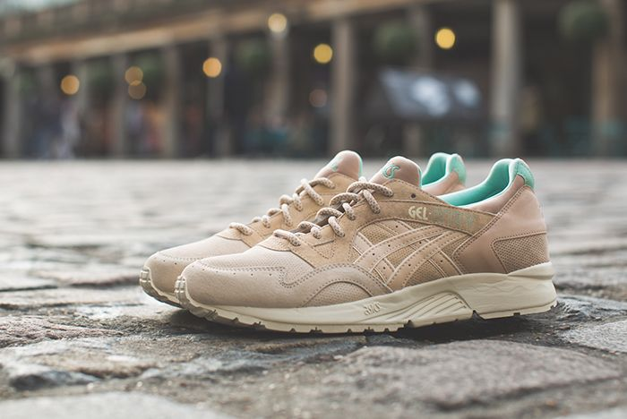Offspring X Asics Gel Lyte V 20 Th Anniversary4