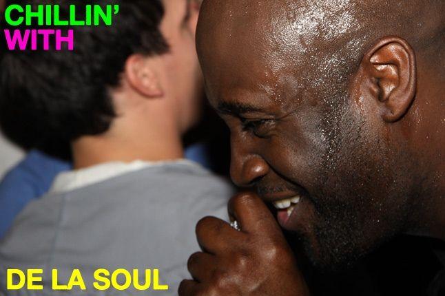 Chillin With De La Soul 30