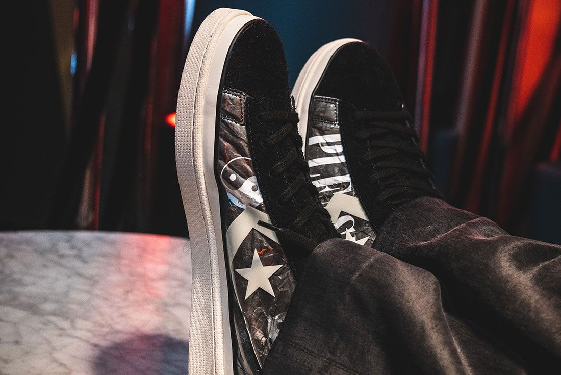 Pleasures X Converse Pro Leather Alex James Interview Hero15