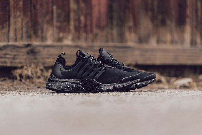 4 Nike Wmns Air Presto Ultra Si Black Dark Grey 917694 001  Feature Lv 9595 1024X1024