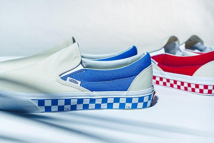 Billys Vans Side Wall Check Exclusive 2 Sneaker Freaker