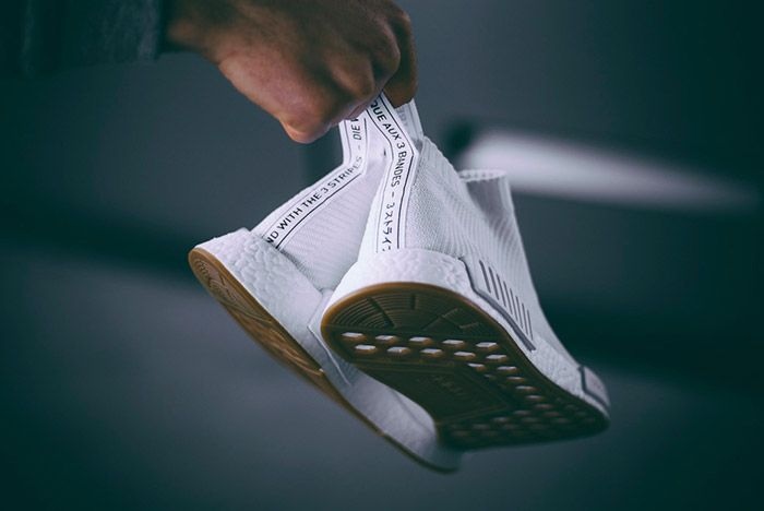 Adidas Nmd City Sock Black Gum 1 1
