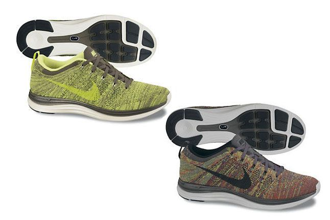 Nike Lunar Flyknit 1 Multi Color Pack 1