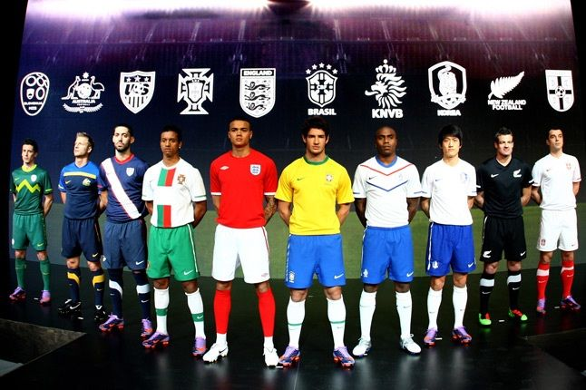 World Cup New Nike Strips 2 1