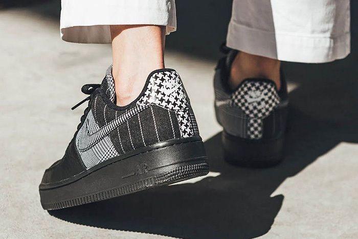 Nike Air Force 1 Checker 3