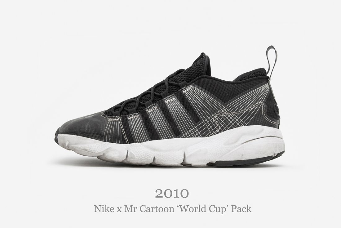 History Of The Nike Air Footscape 10