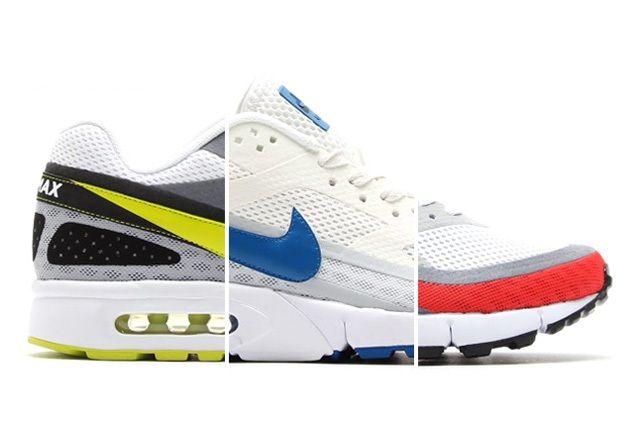 Nike Air Bw Gen Ii Barefoot Pack Thumb