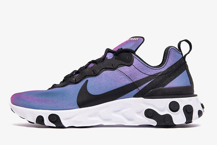 Nike React Element 55 Bq9241 001 Side Shot 6