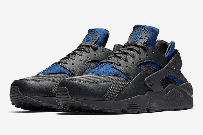 Nike Air Huarache Gym Blue Obsidian 6