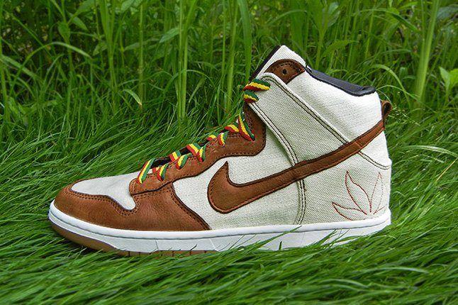 Jbf Customs Nike Dunk Sb Bob Marley Profile