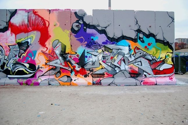 Overkill Berlin Wall 10 1