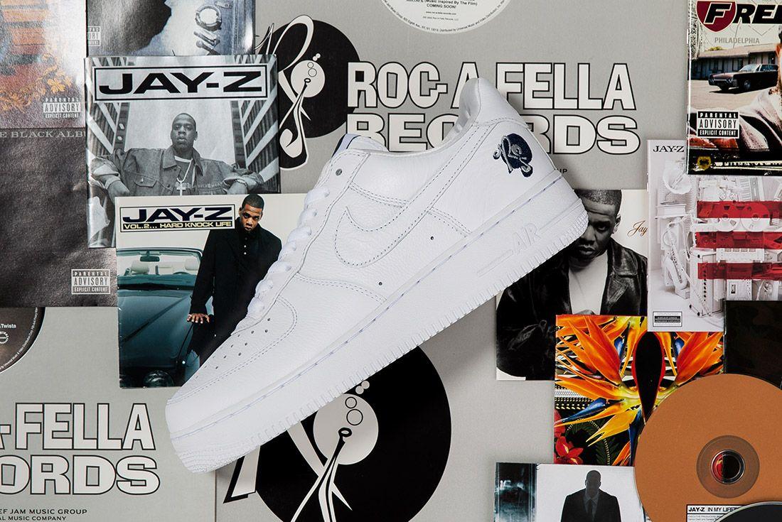 Rocafella Nike Air Force 1