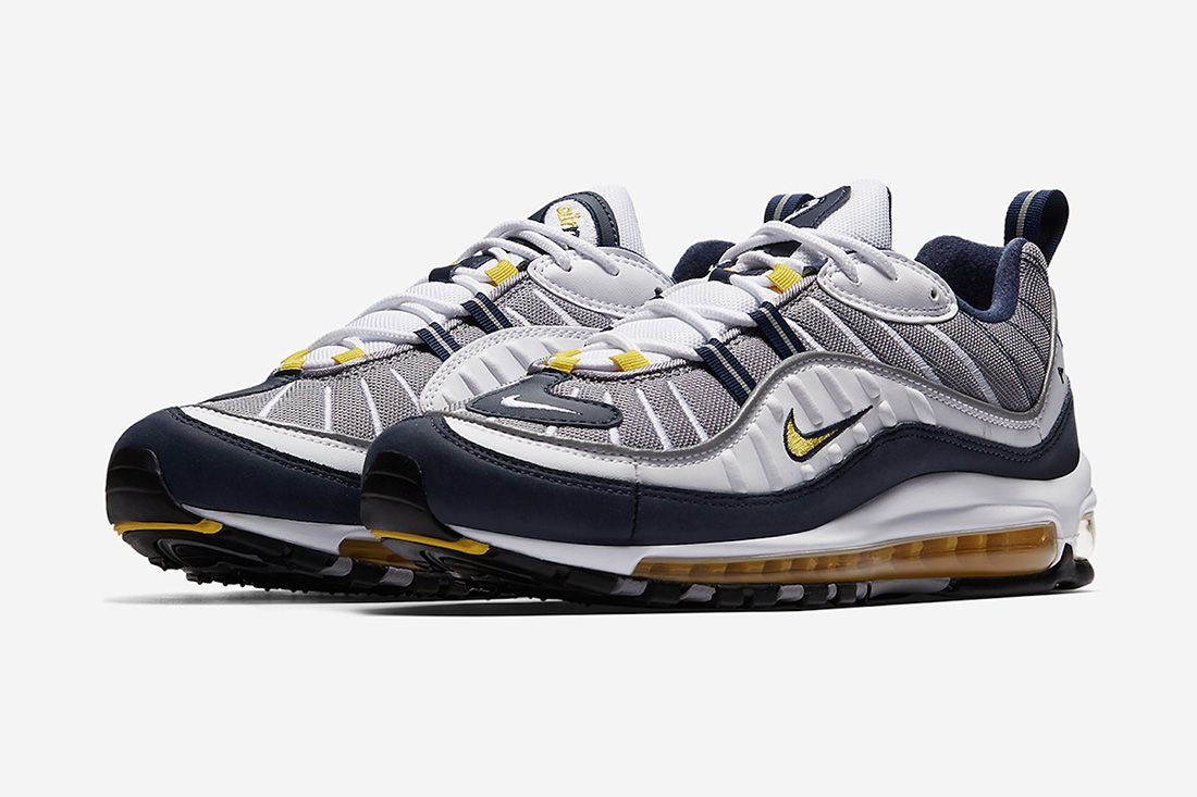 Air Max 98 Nike Air Max Inspiration Feature