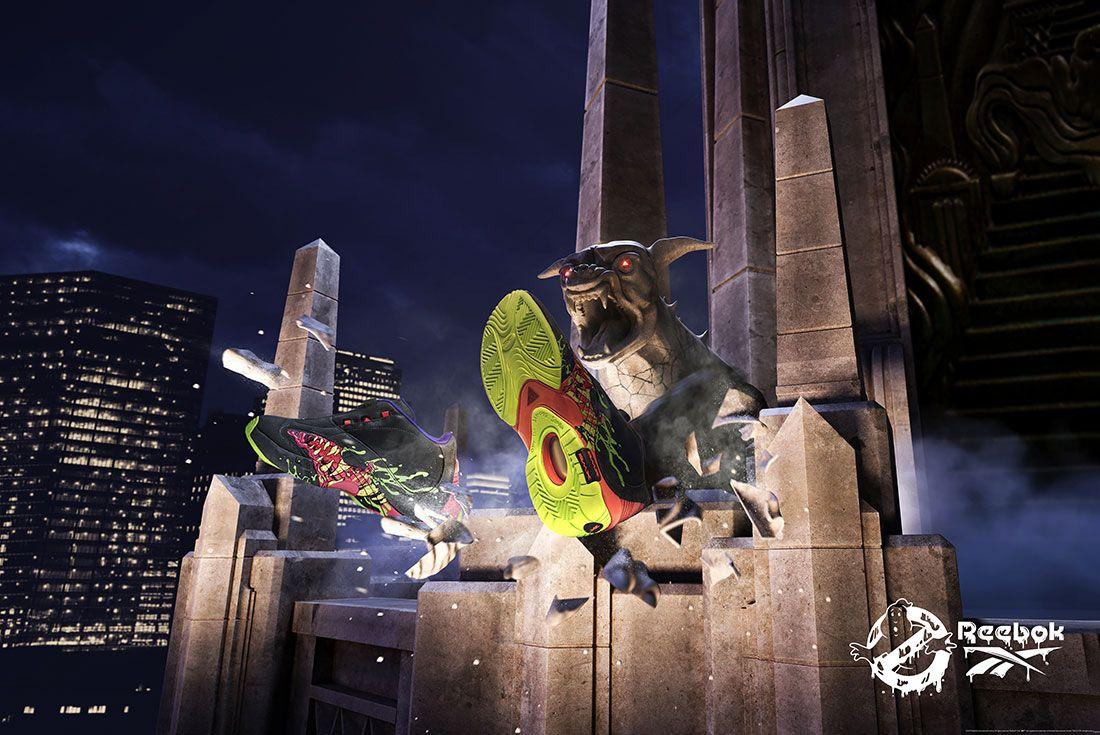 Ghostbusters x Reebok Answer 4 Terror Dogs