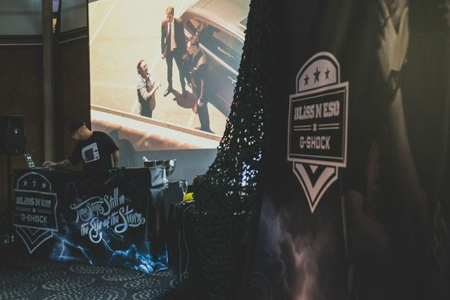 G Shock Launch Bliss N Eso Colab 22