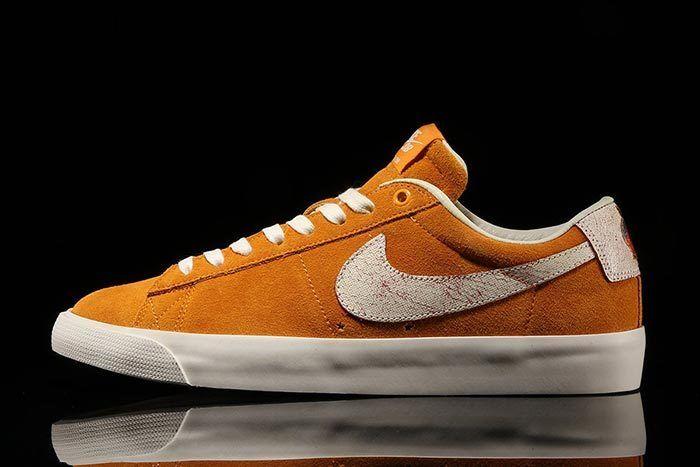 Nike Sb Blazer Dirty Peach 1