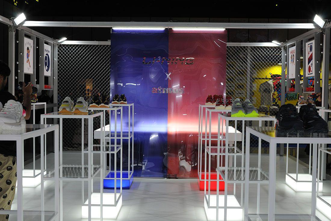 Atmos Con Tokyo 2019 Koji Sneaker Freaker Floor Shot34