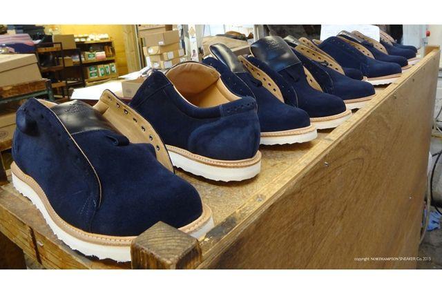 Northampton Sneaker Co Nsc1 8