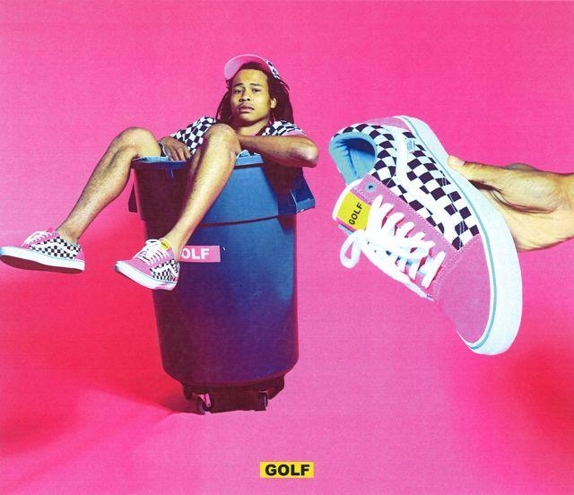 Golf Wang X Vans 2015 Old Skool Collection5