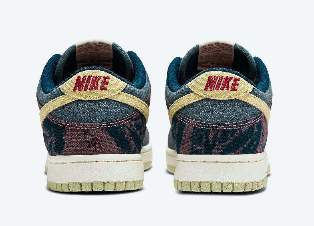 Nike Dunk Low 'Lemon Wash'